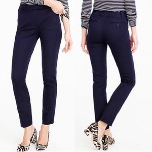 J Crew Maddie pant in two-way stretch cotton